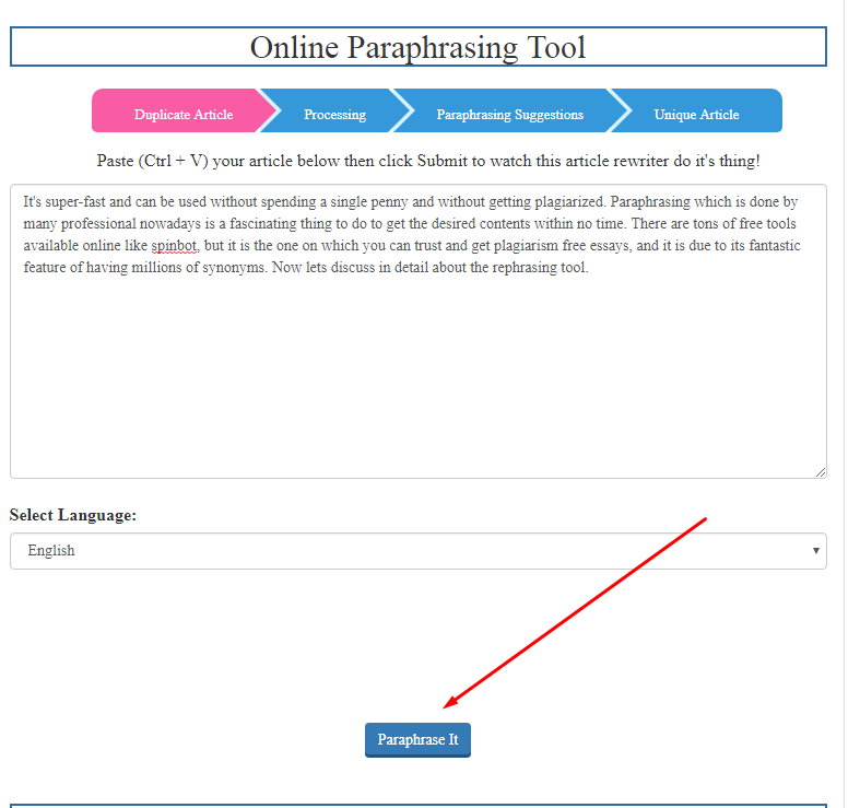 how-to-use-paraphrasing-tool