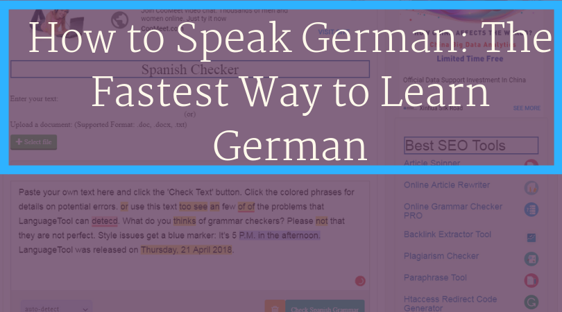 german-grammar-checker
