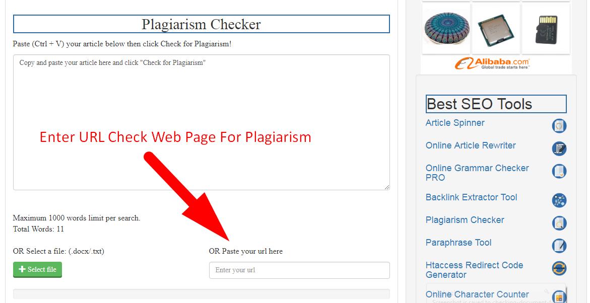Online Plagiarism Checker Best Detector Seomagnifier Word File Free