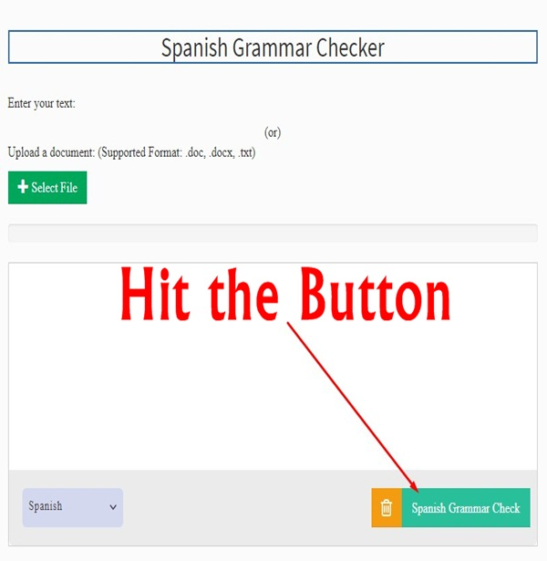 best spanish grammar checker online