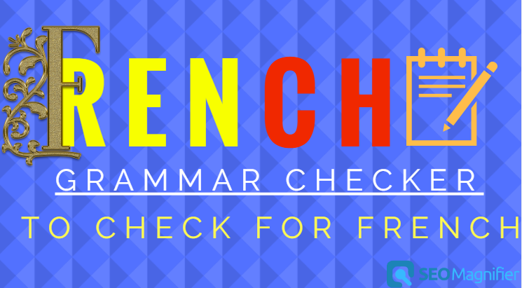 French Grammar Checker