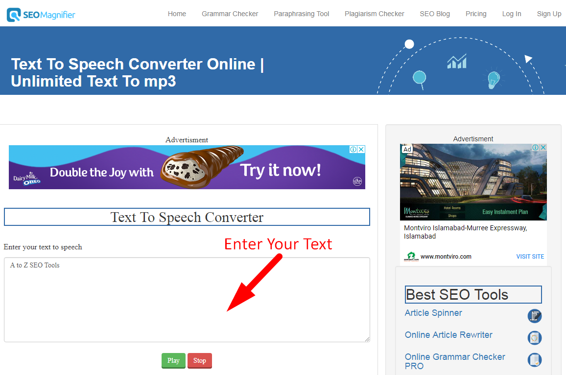 text to speech converter online free