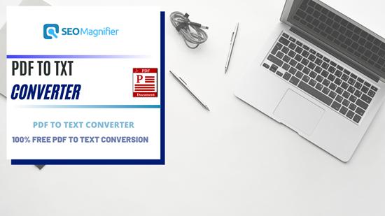 PDF to txt converter online