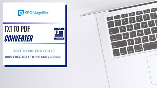 Txt to PDF Converter