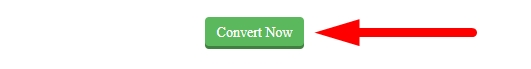 How to convert word to pdf online step 3