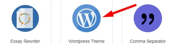 how to detect any WordPress website theme and plugins step 1