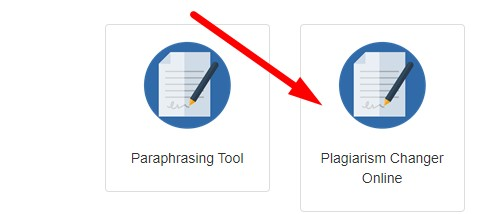 How to remove plagiarism online step 1